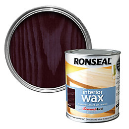 Ronseal Interior Diamond Hard Walnut Matt Wood Wax