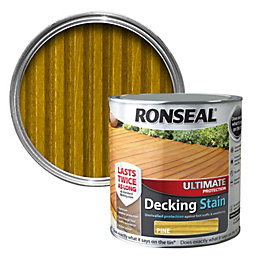 Ronseal Ultimate Pine Matt Decking Stain 2.5L