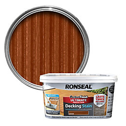 Ronseal Perfect finish Cedar Decking stain 2.5L