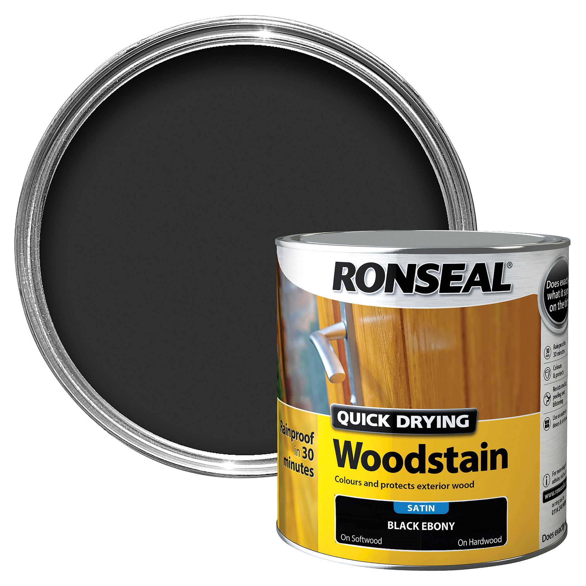 B Q Wood Spray Paint