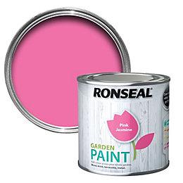 Ronseal Garden Pink Jasmine Matt Garden Paint 0.25L