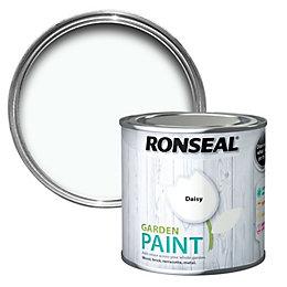 Ronseal Garden Daisy Matt Garden paint 0.25L