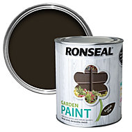 Ronseal Garden English oak Matt Garden paint 0.75L