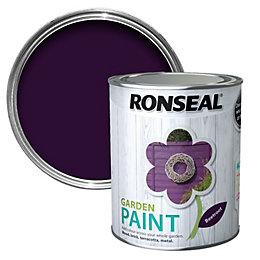 Ronseal Garden Beetroot Matt Garden Paint 0.75L