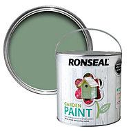 Ronseal Garden Sapling green Matt Garden paint 2.5L