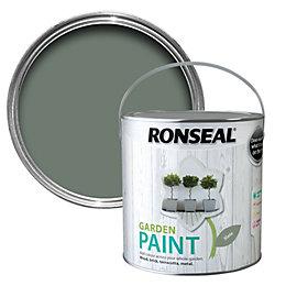 Ronseal Garden Slate Matt Garden paint 2.5L