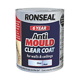 Ronseal Matt Anti-Mould Paint 750 ml