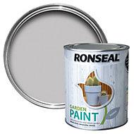 Ronseal Garden Pebble Matt Paint 0.75L