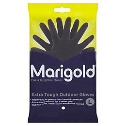 Marigold Large Heavy Duty Rubber Gloves Of 1
