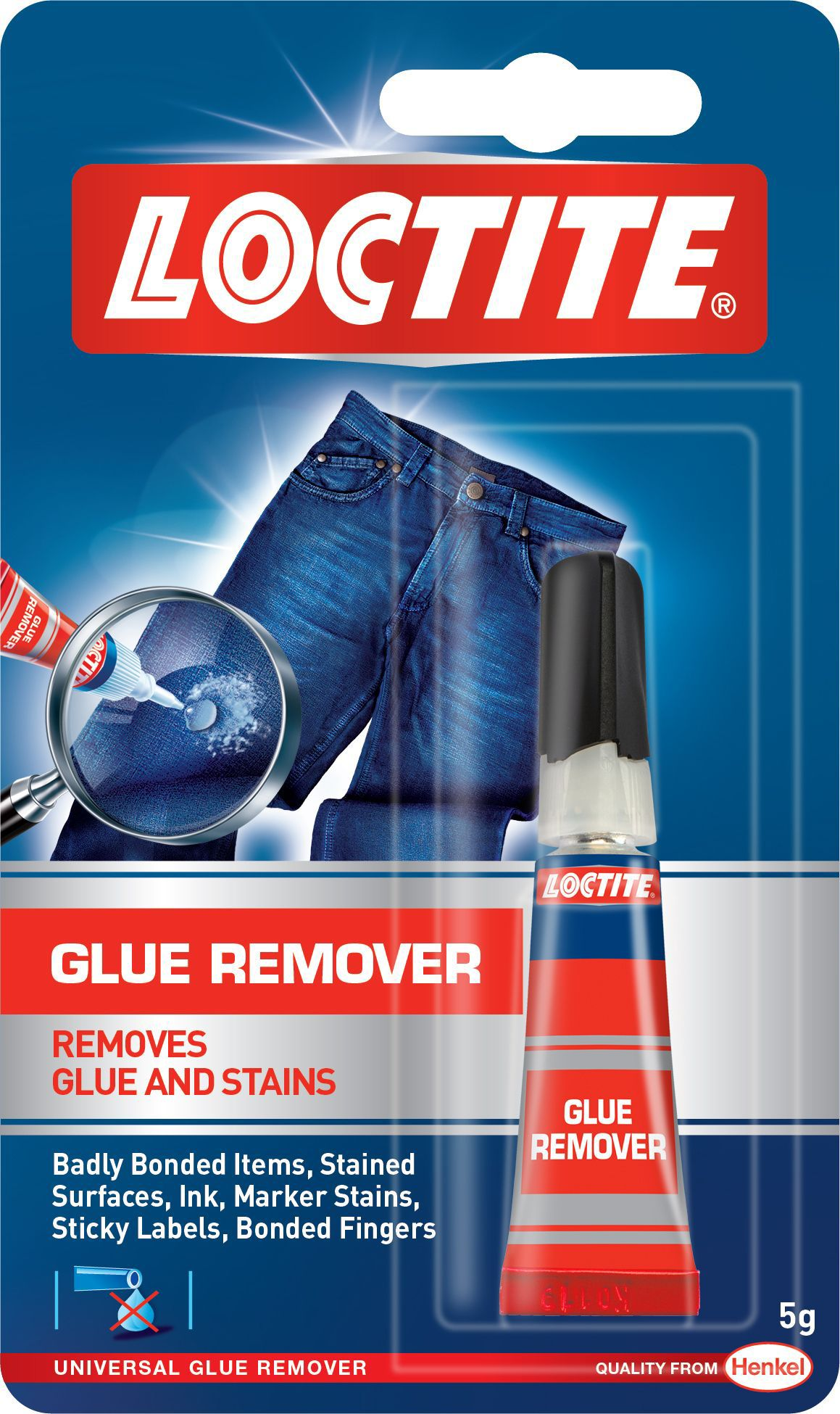 Loctite Glue Remover 5g Departments Diy At B Amp Q