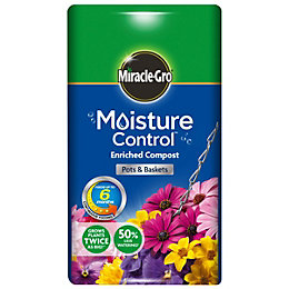 Miracle Gro Moisture Control Compost 20L
