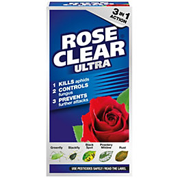 Roseclear™ Clear Ultra Insecticide & Fungicide Concentrate