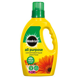 Miracle Gro All Purpose Concentrated Liquid Plant Food