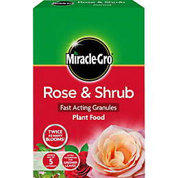 Miracle Gro Rose & Shrub Granular Plant Food