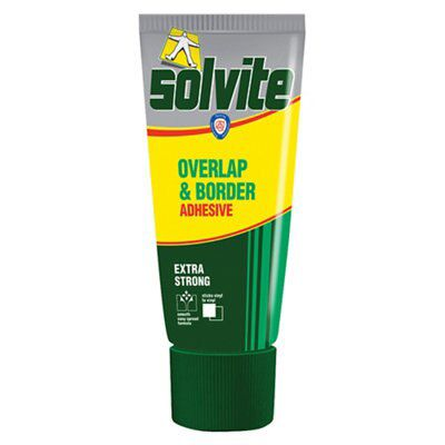 Solvite Ready To Use Wallpaper Repair Adhesive 100 G Departments