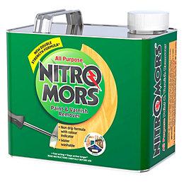 Nitromors All Purpose Paint & Varnish Remover 2L
