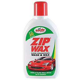 Turtle Wax Car Shampoo & Wax 500ml