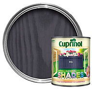 Cuprinol Garden Shades Iris Matt Wood paint 1L