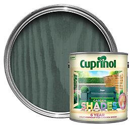 Cuprinol Garden Shades Sage Matt Wood paint 2.5L