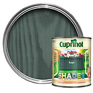Cuprinol Garden Shades Sage Matt Wood paint 1L