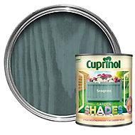 Cuprinol Garden Shades Seagrass Matt Wood paint 1L