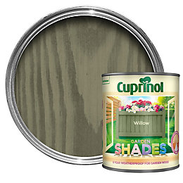 Cuprinol Garden Shades Willow Matt Wood Paint 1L