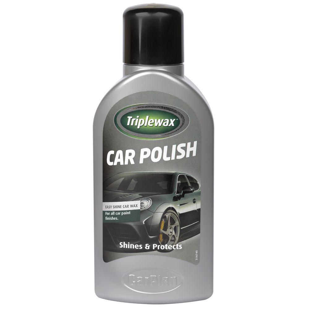 How To Polish A Car >> Carplan Car Polish 500ml | Departments | DIY at B&Q