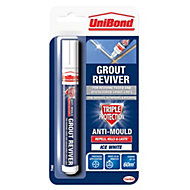 UniBond Ice white Grout reviver pen 7 ml