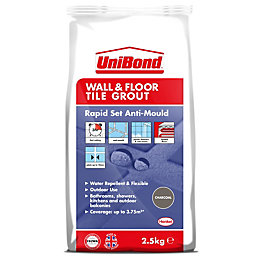 Unibond Rapid Set Flexible Black Wall & Floor
