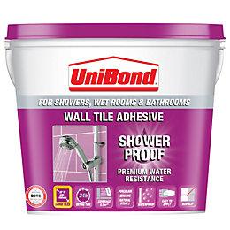 Unibond Showerproof Ready to Use Wall Tile Adhesive,
