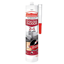 UniBond Perfect Finish Indoor 2in1 Seal + Bond