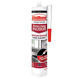 UniBond Perfect Finish Indoor Black General Purpose Sealant