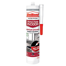 UniBond Perfect Finish Indoor Grey General Purpose Sealant