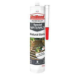UniBond Special Materials White Natural Stone Sealant 300