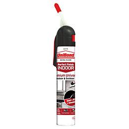 UniBond Perfect Finish Indoor White General Purpose Sealant