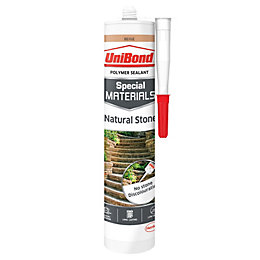 UniBond Special Materials Beige Natural Stone Sealant 300