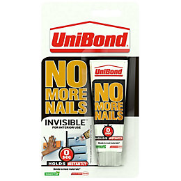 Unibond No More Nails Invisible Solvent Free Grab