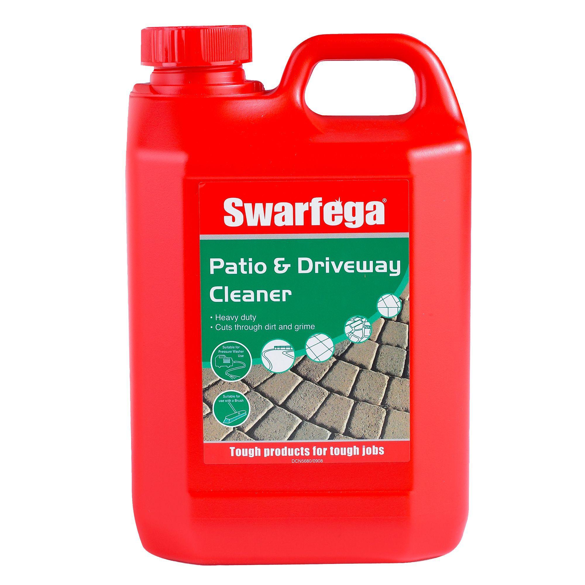 Driveway Lights B Q: Swarfega Patio & Drive Patio & Driveway Cleaner, 2000 Ml