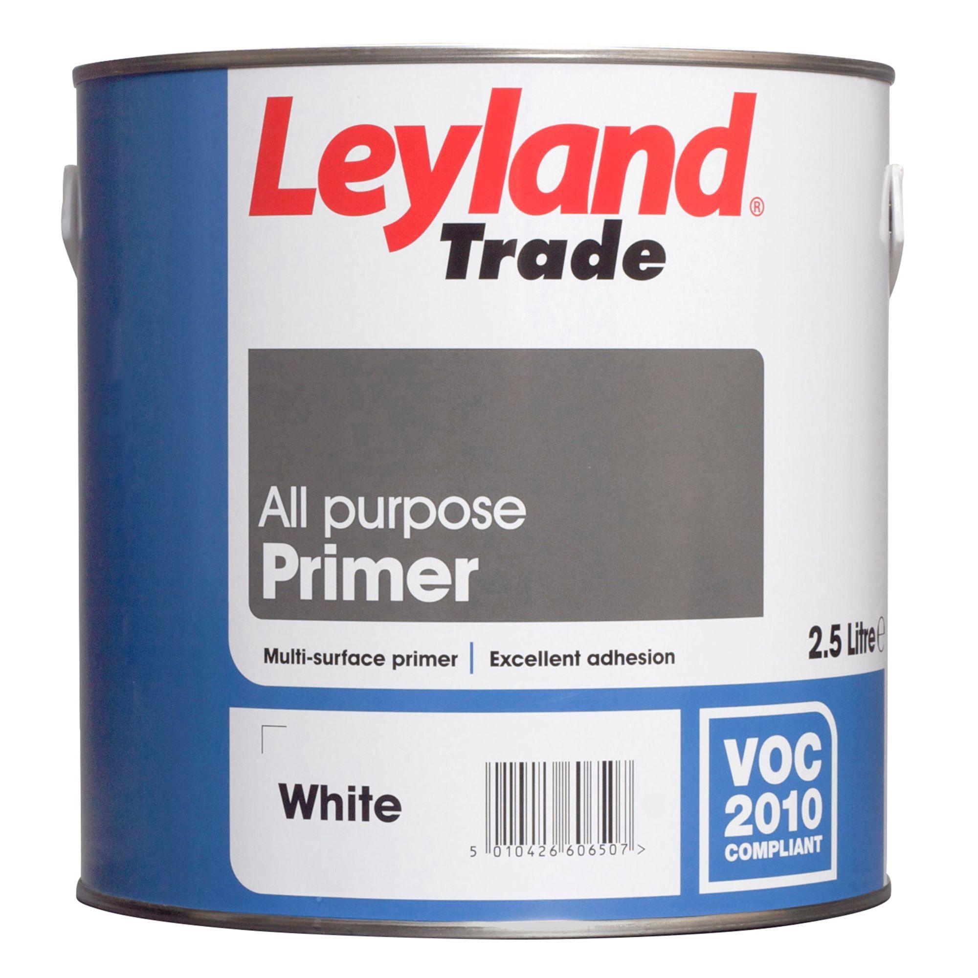 Leyland White Matt Paint Site Diy Com
