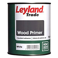 Leyland Trade White Wood Primer 0.75L