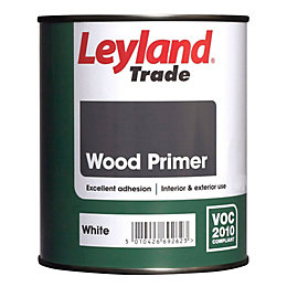 Leyland Trade White Wood Primer 2.5L
