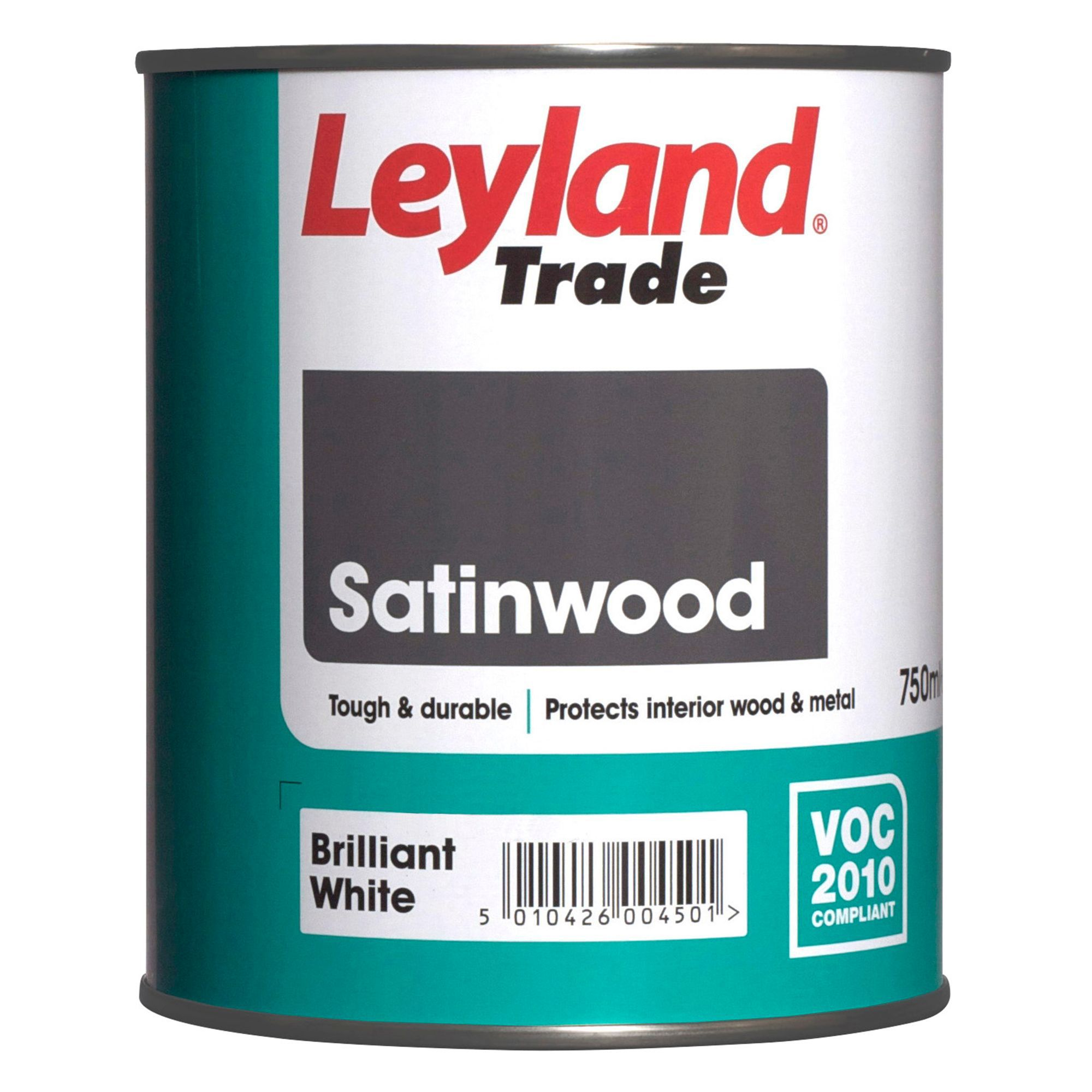 Leyland Wood Paint White