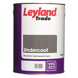 Leyland Trade Brilliant White Emulsion Paint 5L