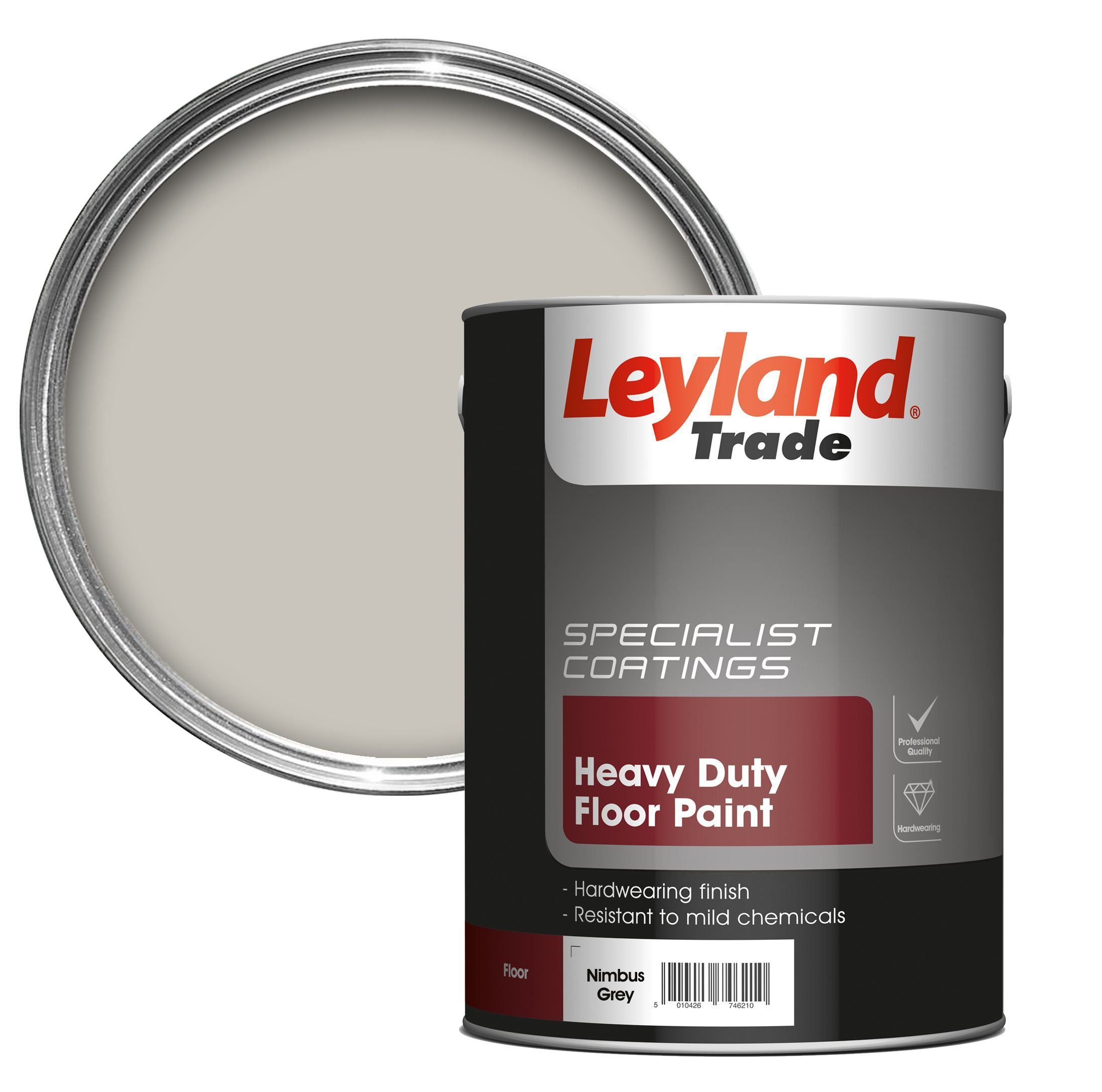 Leyland Trade Floor Paint Thefloors Co