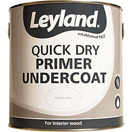 Leyland White Wood Undercoat 2.5L