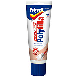 Polycell Quick dry ready mixed filler 330g