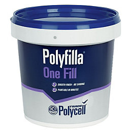 Polycell Lightweight ready mixed filler 1L