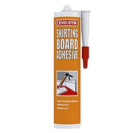 Evo-Stik Buff Skirting board adhesive
