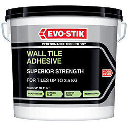 Evo-Stik Superior Strength Ready Mixed Wall Tile Adhesive,