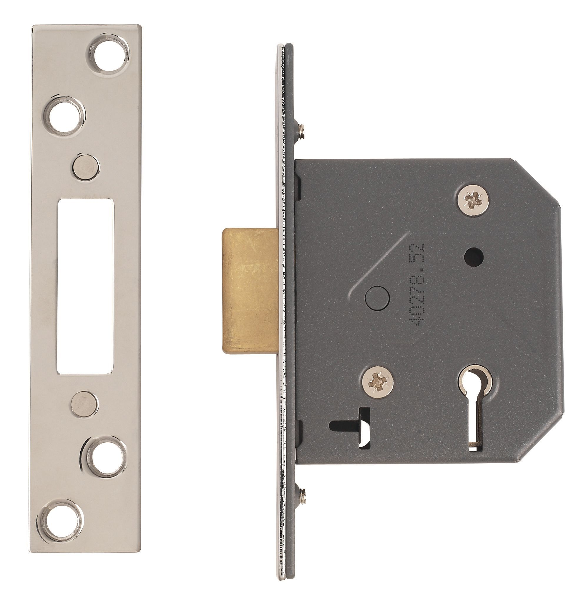 Yale 64mm 5 Lever Mortice Deadlock Departments Tradepoint